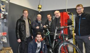 Lippstadt: Ehrenamtliche reparieren Fahrräder für Flüchtlinge