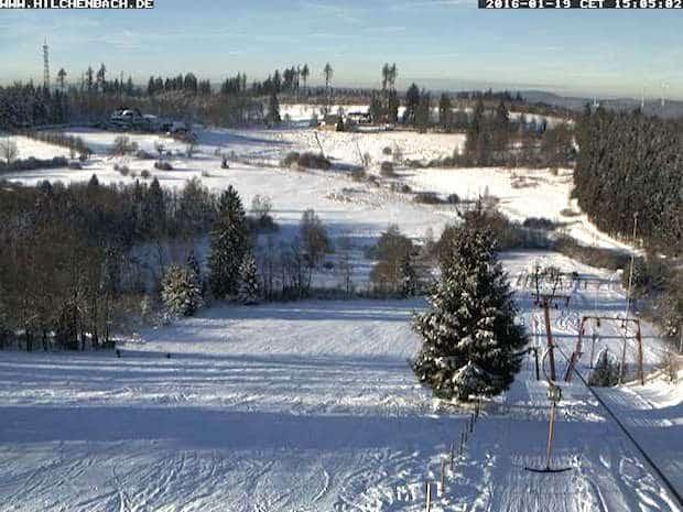Photo of Wintersport in Hilchenbach zurzeit mit vollem Programm