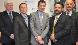 Zwei neue Chefärzte im Klinikum Arnsberg