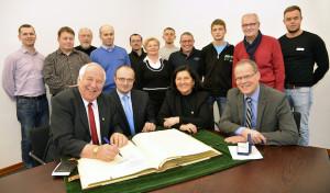 Kreis Soest: Wirtschaftskontakte sollen Partnerschaft mit Polen ergänzen