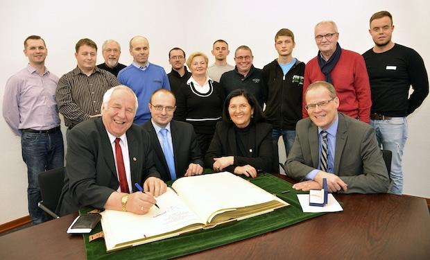 Photo of Kreis Soest: Wirtschaftskontakte sollen Partnerschaft mit Polen ergänzen
