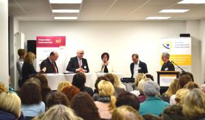 Olpe: Experten diskutierten über die Zukunft der Pflege