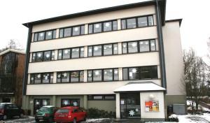 Flüchtlinge werden in Räumen der Wilnsdorfer Musikschule untergebracht