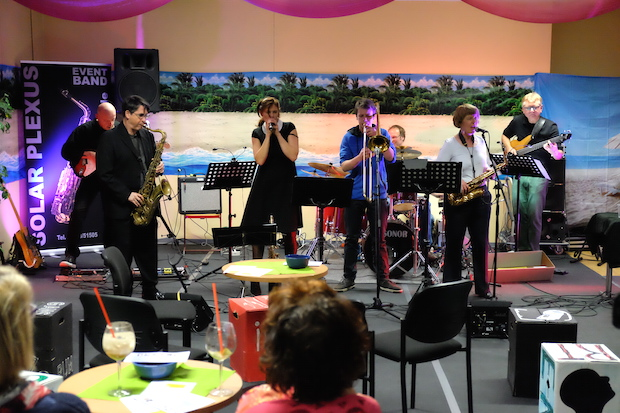 """Photo of Bad Berleburg: Soul-Jazz von """"Solar Plexus"""" in der Schänke"""