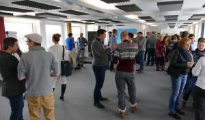 Großer Andrang beim 2. Siegener Start-up-Brunch in Scoutopia