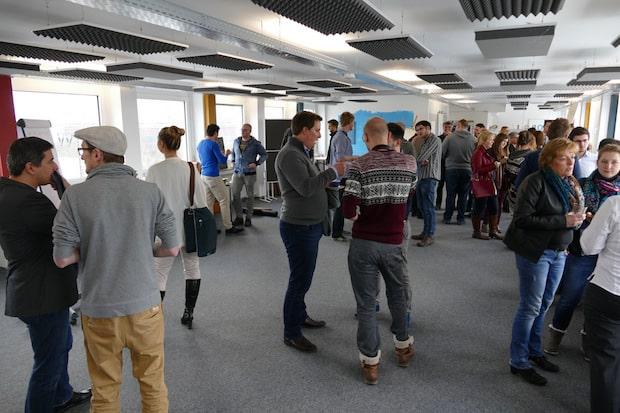 Photo of Großer Andrang beim 2. Siegener Start-up-Brunch in Scoutopia