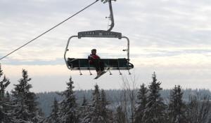 Ein wenig Kälte, ein wenig Schnee – aber weiterhin kein richtiger Winter im HSK