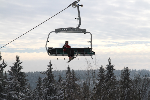Photo of Ein wenig Kälte, ein wenig Schnee – aber weiterhin kein richtiger Winter im HSK
