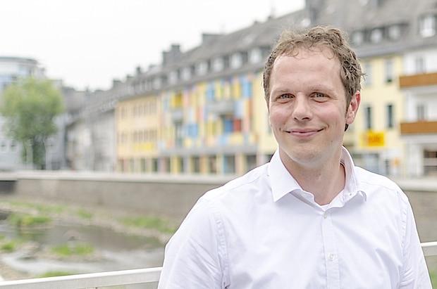 Photo of Christian Piel neuer PatentScout an der Universität Siegen