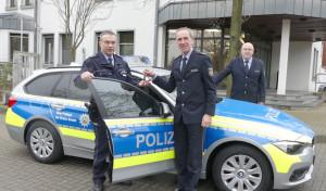 Kreis Soest: Neue Streifenwagen für die Polizei