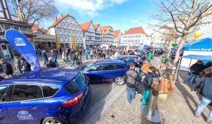 "Jetzt schon über 150 Autos beim Soester ""Altstadtfrühling"""