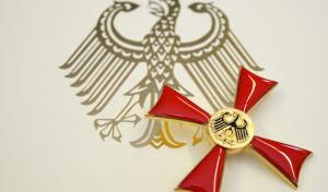 Bundesverdienstkreuz für Hubertus Kersting