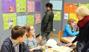Geseke: Dietrich-Bonhoeffer-Realschule lud zum Praktikumsabend