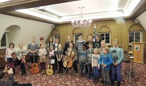 Drolshagen: Februarkonzert der Musikschule war gut besucht