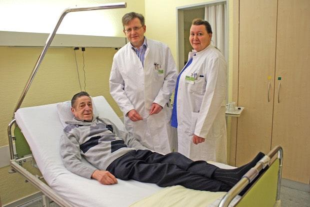 Photo of Freudenberg: Schonende Hilfe bei Durchblutungsstörungen
