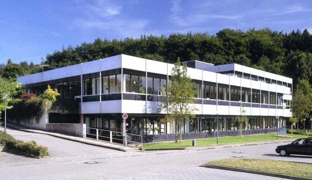 Der ehemalige Sitz der KDVZ-Citkomm in Iserlohn soll abgerissen werden (Foto: KDVZ-Citkomm).