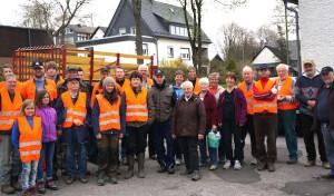 """Hilchenbach: Aktiver Naturschutz mit der Aktion """"Frühjahrsputz"""""""