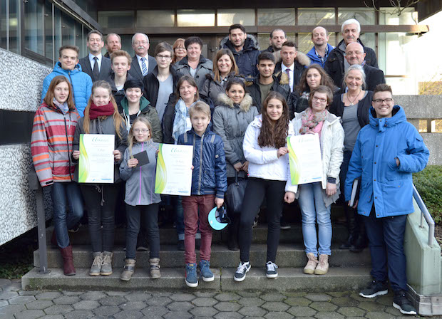 "Photo of Iserlohn: ""Preis des Integrationsrates"" verliehen"