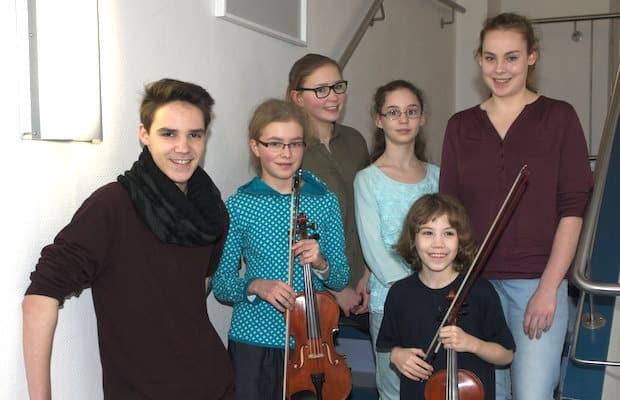 """Photo of Lippstädter erfolgreich bei """"Jugend musiziert"""""""
