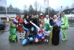 <b>Karneval: Weiberfastnacht in Drolshagen (Fotostrecke)</b>