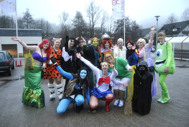 Photo of Karneval: Weiberfastnacht in Drolshagen (Fotostrecke)