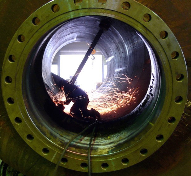 """Die heimischen Unternehmen äußerten sehr gespaltene Konjunktureinschätzungen: Sowohl innerhalb einzelner Branchen als auch zwischen beiden Kreisen gibt es stark gegenläufige Entwicklungen. Bei den Industrieunternehmen stuft beispielsweise ein Drittel die Lage als gut ein, nur 17 Prozent als """"schlecht"""" (Foto: Industrie- und Handelskammer Siegen)."""