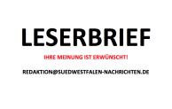 Leserbrief: Bürgerhaushalt 2016 in der Stadt Lennestadt