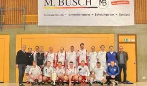 Bestwig: M. Busch sponsert Fußballturnier am 26. und 27. Februar