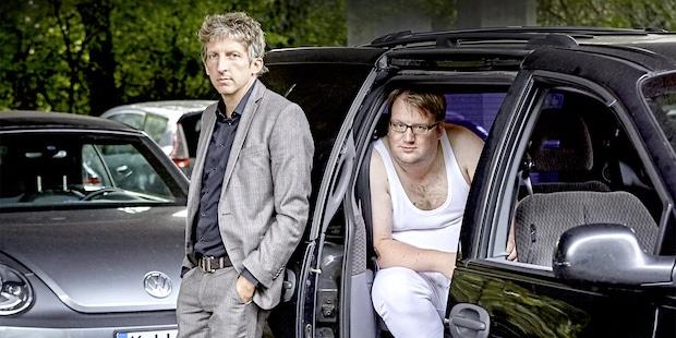 Photo of Drolshagen: Männer am Klavier auf rische's Kleinkunstbühne