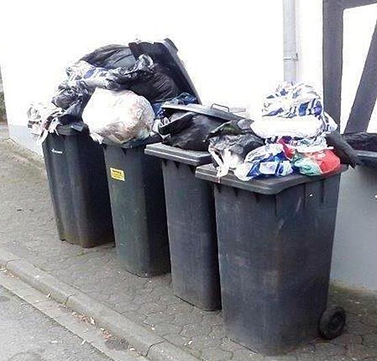 Photo of Olsberg: Mülltonnen richtig befüllen spart Kosten