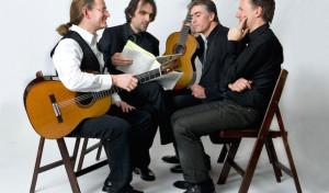"""2. Iserlohner Kammerkonzert: """"Orlando Guitar Quartet"""""""