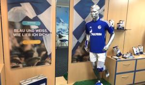 Sanitätshaus Fritzsch hat das, worauf der FC Schalke 04 vertraut