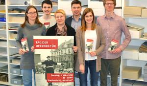 """Stadtarchiv Iserlohn macht mobil! – """"Tag der offenen Tür"""" am 5. März"""