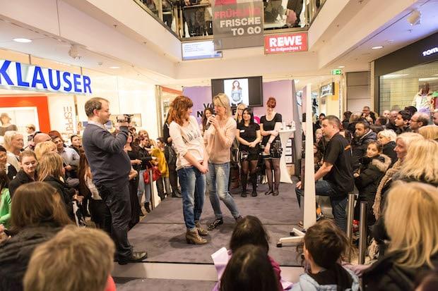 Photo of Lüdenscheid: Große Vorher/Nachher-Show im Stern-Center