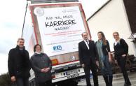 Zweiter Südwestfalen-Lkw in Balve vorgestellt