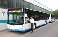 Siegen: Mit der Linie UX6 alles richtig gemacht