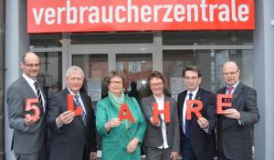 Fünf Jahre Verbraucherzentrale im Kreis Soest