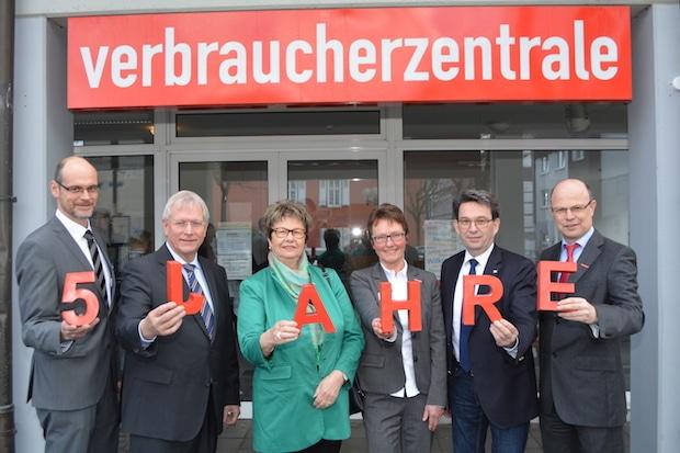 Photo of Fünf Jahre Verbraucherzentrale im Kreis Soest