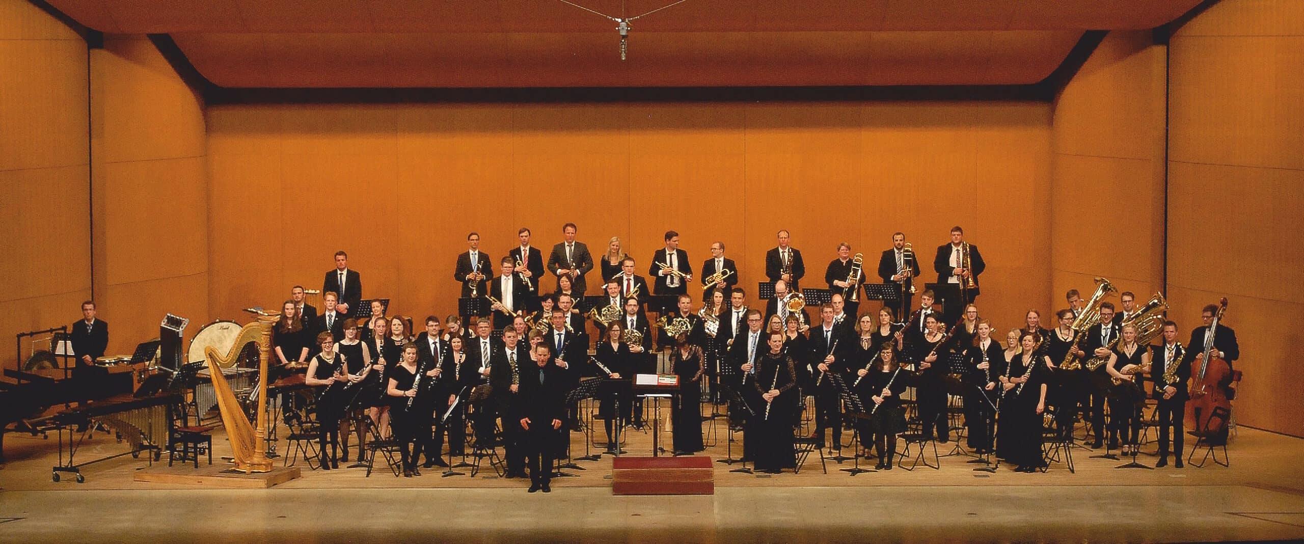 """Photo of Schmallenberg: Dirigent wird zehn: Hochkarätiges Solo-Konzert mit """"Westfalen Winds"""""""