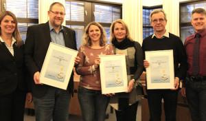 Gemeinde Wilnsdorf und RWE zeichneten Klimaschützer aus