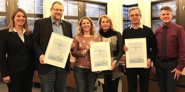Photo of Gemeinde Wilnsdorf und RWE zeichneten Klimaschützer aus