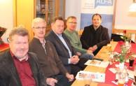 Siegen-Geisweid: ALFA informierte über politische Schwerpunkte im Haus Patmos