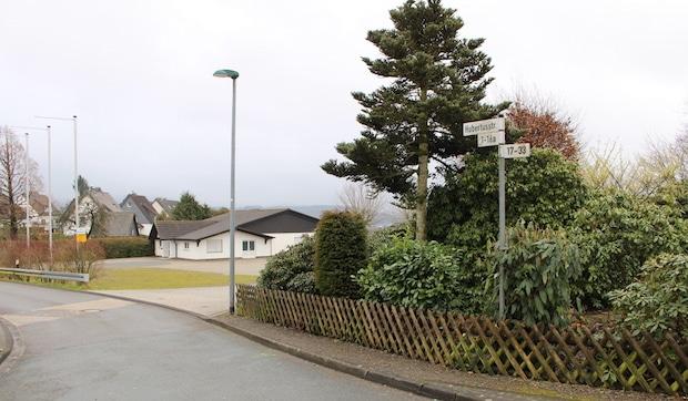 Photo of Vollsperrung der Hubertusstraße in Biekhofen bis voraussichtlich Ende April