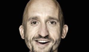 Comedian Markus Barth in Drolshagen