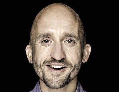 Photo of Comedian Markus Barth in Drolshagen