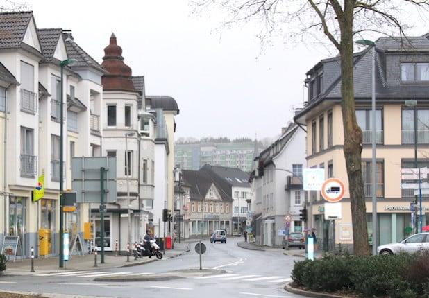 An der Gestaltung der Innenstadteingänge in Attendorn – hier das Niederste Tor – können sich die Bürgerinnen und Bürger der Hansestadt mit Ideen beteiligen (Foto: Hansestadt Attendorn).