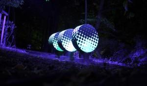 """Lippstadt: """"Durch die Nacht… entlang der Lippstädter Lichtpromenade"""""""