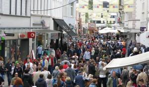 Lippstadt: Den Bus-Shuttle nutzen – Besucher sollten das kostenlose Angebot wahrnehmen