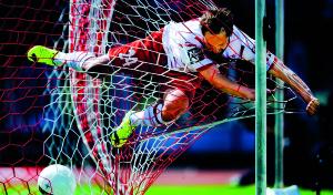 Die schönsten und spektakulärsten Bilder aus der großen und kleinen Welt des Sports