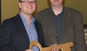 Neue Leitung der Musikschule Lippstadt: Wolfgang Streblow übergibt an Michael Ressel